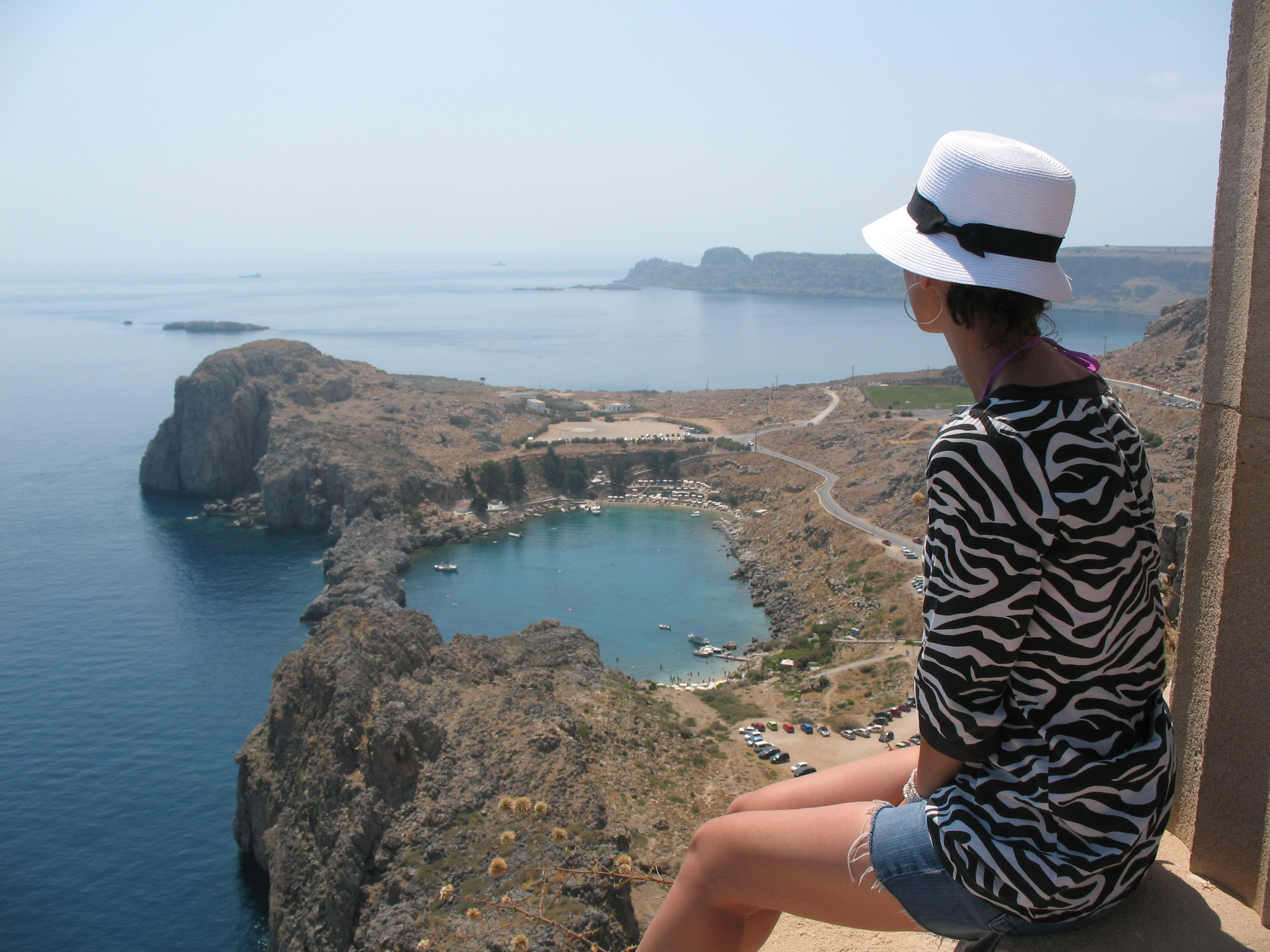 Acropolis of Lindos 11