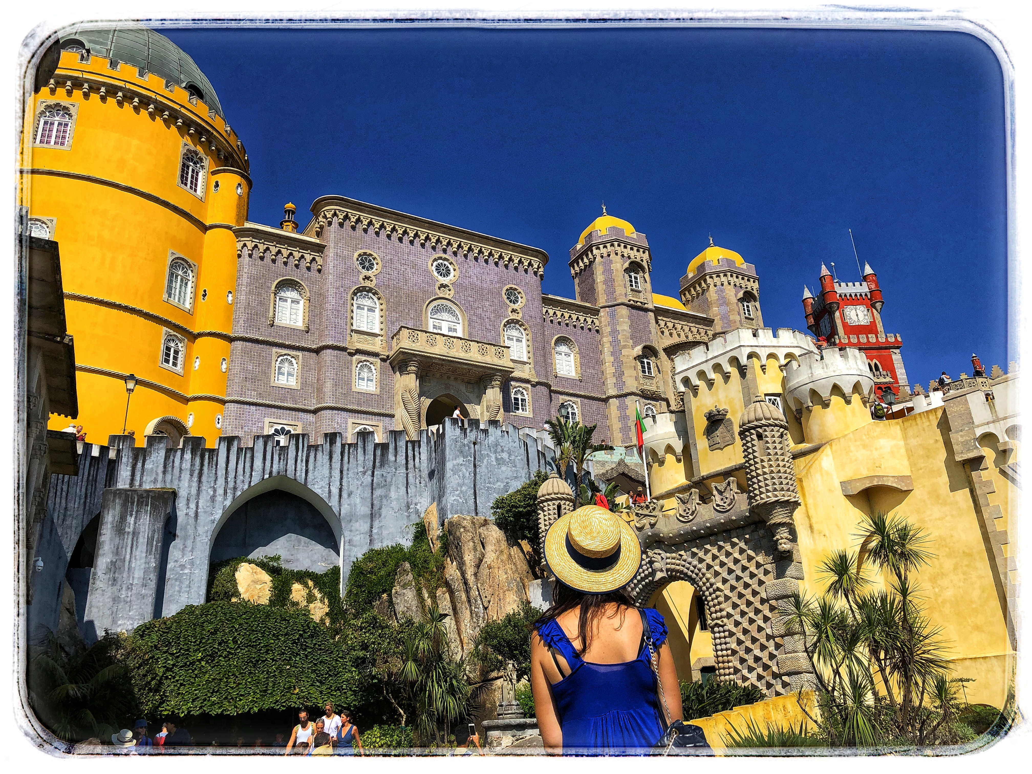 Pena Palace – najromatičnija palata na svetu