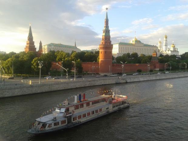 Putopis iz Moskve