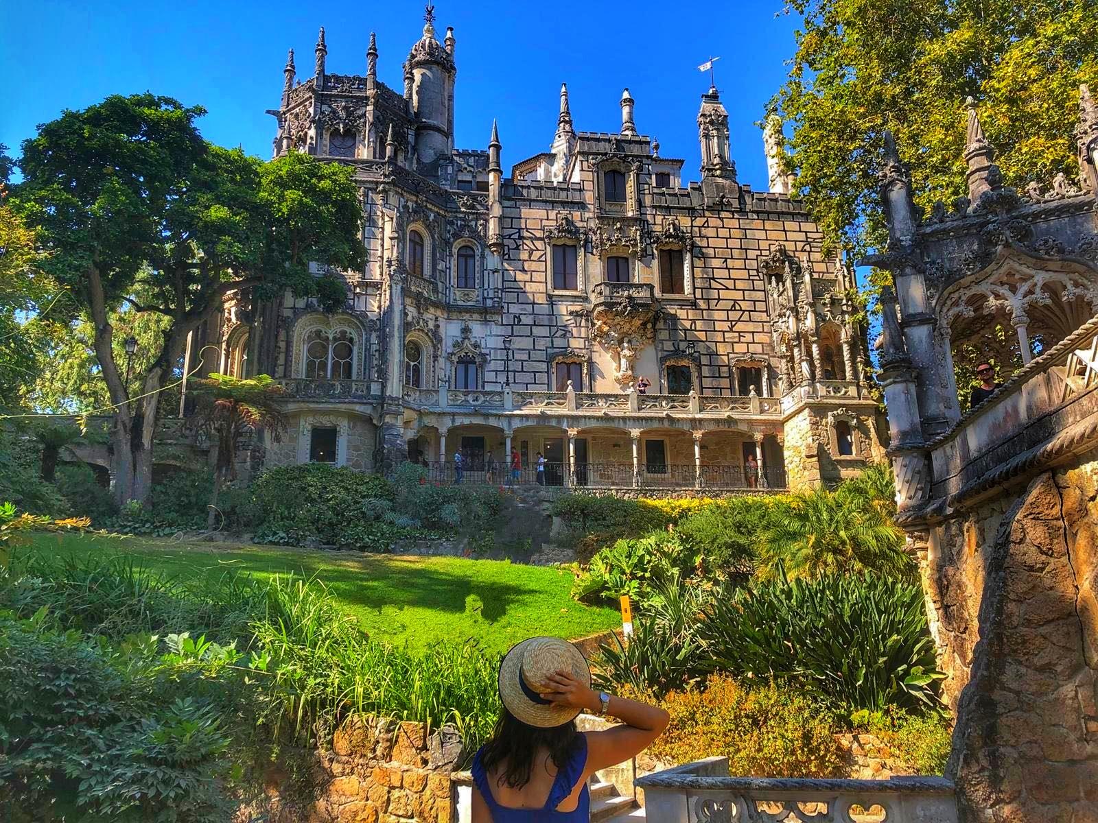 Quinta da regaleria – Najmističnija palata u Portugaliji