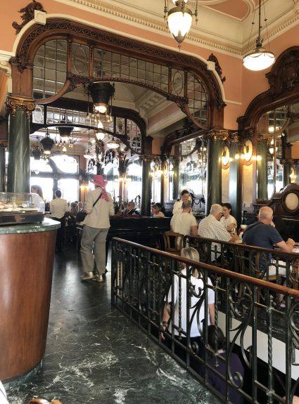 MAJESTIC CAFE – Najstariji cafe u Portu